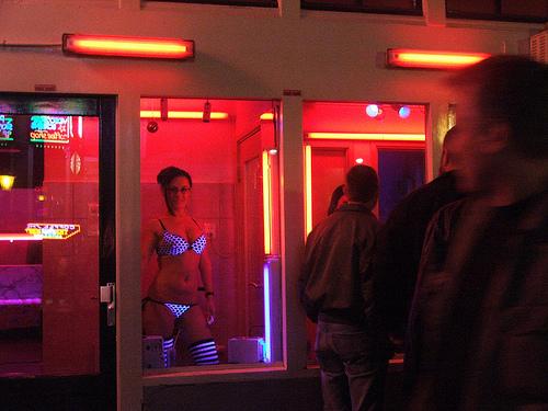 amsterdam prostitute