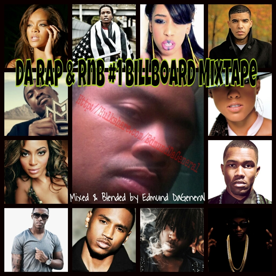 Da Rap & RnB #1 BillBoard Mixtape
