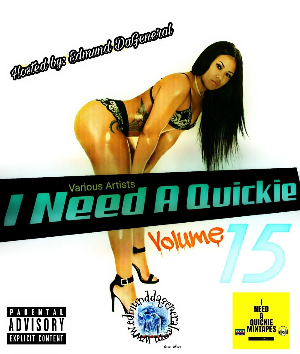 i need a quickie front cover